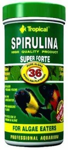 Tropical Spirulina 36%